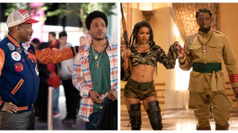 First Look: 'Coming 2 America' Welcomes Teyana Taylor, Tracy Morgan, Jermaine Fowler, & More