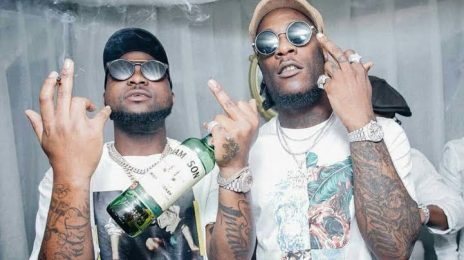 Davido Breaks Silence After Fight With Burna Boy That Saw Stars Come To Blows In Ghana