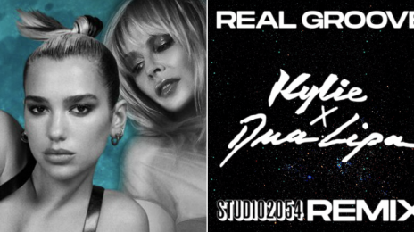 New Song:  Kylie Minogue & Dua Lipa - 'Real Groove'