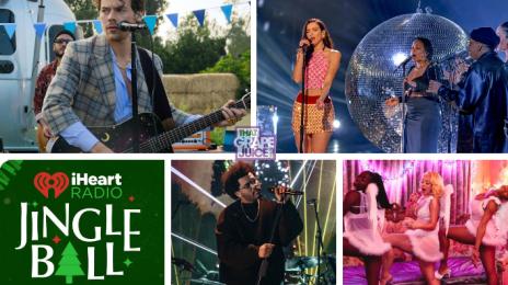 Performances: 2020 iHeartRadio Jingle Ball [The Weeknd, Dua Lipa, Doja Cat, Billie Eilish, etc.]