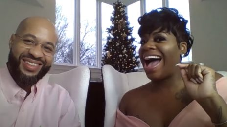 Fantasia & Husband Kendall Taylor Talk Three Year Fertility Journey On 'Tamron'