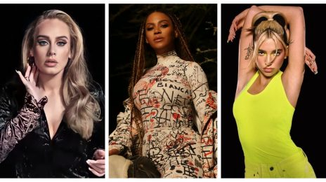 GRAMMYs 2021: Beyonce, Adele, Dua Lipa, & Taylor Swift Amongst Possible Performers?
