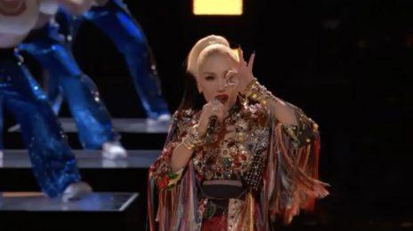 Gwen Stefani Premieres New Single 'Let Me Reintroduce Myself' Live On The Voice