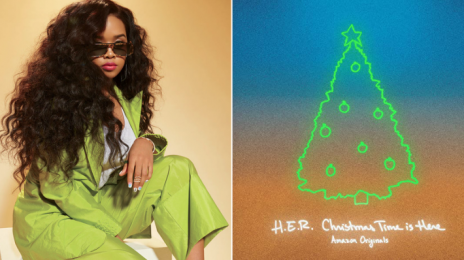 New Song:  H.E.R. - 'Christmas Time is Here'