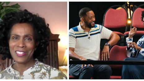 Janet Hubert Talks 'Fresh Prince' Reunion With Will Smith