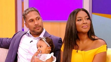 "Kenya Moore Says Husband Marc Daly ""Withdrew Divorce Petition"" & ""There's No Further Action To Date"""