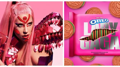 Lady Gaga & Oreo Team Up For 'Chromatica' Collaboration