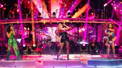 Little Mix Blaze With 'Break Up Song' Live On 'Strictly Come Dancing' [Performance]