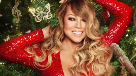 Finally! Mariah Carey's 'All I Want For Christmas Is You' Hits #1 In The UK For The First Time