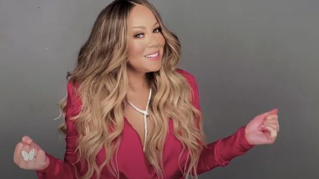 Mariah Carey Soars In ELLE Song Association