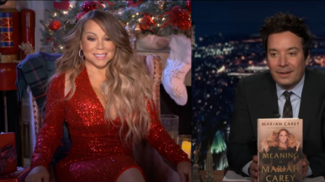 Watch:  Mariah Carey Dishes on Biopic / Talks Who Would Be Cast to Portray Her