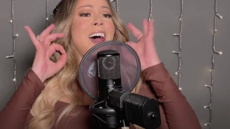 Mariah Carey Wows With Medley Of 'Hero,' 'Joy To The World' & More At 'Heroes Of New York'