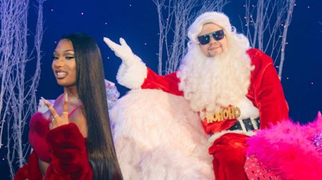 Watch:  Megan Thee Stallion Gives 'Savage' a Sizzling Christmas Remix!