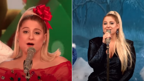 Watch:  Meghan Trainor Brings 'Very Trainor Christmas' Live to 'Kelly Clarkson Show' & 'Late Late Show'