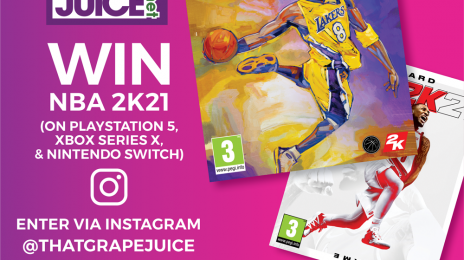 Competition: Win NBA 2K21 On PlayStation 5, Xbox Series X, & Nintendo Switch!