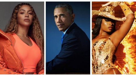 Barack Obama Unwraps His Top Songs Of 2020 / Beyonce, Megan Thee Stallion, & More Featured