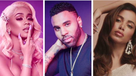 Saweetie, Jason Derulo, & Anitta Among Performers at TikTok New Year's Eve Event