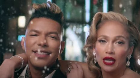 New Video: Stevie Mackey & Jennifer Lopez - 'It's The Most Wonderful Time of the Year'