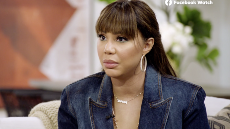 Watch: Tamar Braxton Opens Up About Suicide Attempt, Her Famous Family, & More on 'Peace of Mind with Taraji'