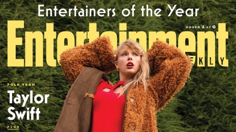 Taylor Swift Covers Entertainment Weekly / Talks Creating Music In Quarantine, Concerts Post-COVID, & More