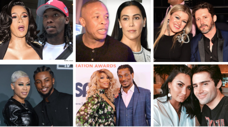 2020 Year in Review:  Celebrity Breakups & Divorces