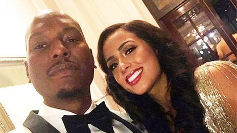 Tyrese & Wife Samantha Lee Announce Divorce After Four-Year Marriage