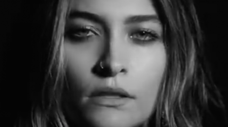 New Video: Paris Jackson - 'Eyelids' (ft. Andy Hull)