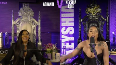 Watch: Ashanti vs Keyshia Cole #VERZUZ Battle [Full]