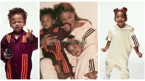 Beyonce Shares New Pictures Of Twins Rumi & Sir Carter