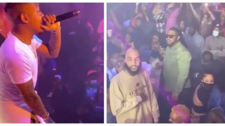 Bow Wow Performs At PACKED Club In Houston...During The Pandemic