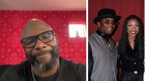Wanya Morris Denies Dating Brandy When She Was Underage:  'I Know the Truth!'