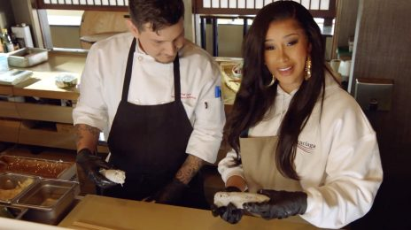 Watch: 'Cardi Tries…Sushi' [Episode 3]
