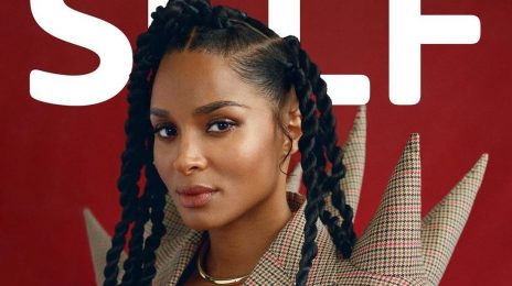 Ciara Covers SELF Magazine / Talks Pregnancy & Birth In A Pandemic, Married Life, & More