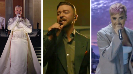 Katy Perry, Justin Timberlake, Demi Lovato, John Legend & More Rock 'Celebrating America' Concert [Watch]