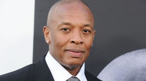 Report:  Dr. Dre in ICU After Suffering Brain Aneurysm