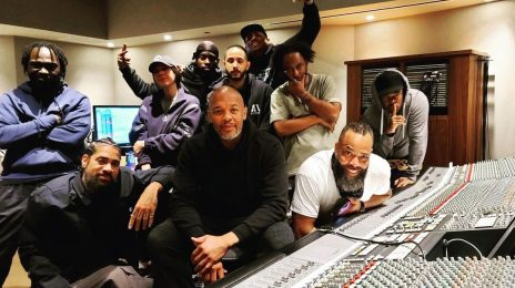 Dr. Dre Back In The Studio After Brain Aneurysm