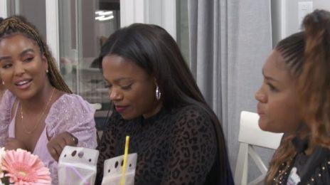 RHOA: LaToya Ali & Drew Sidora Clash Over Wigs, Husbands, & More In South Carolina [Video]
