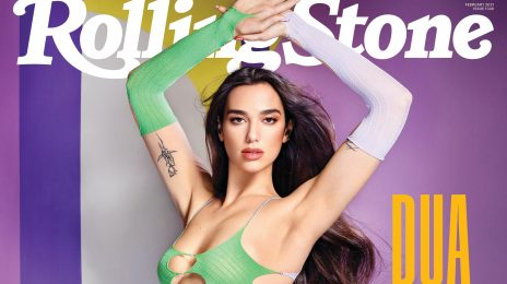 Dua Lipa Dazzles For Rolling Stone / Dishes On Meteoric Rise, Music, Feminism & More