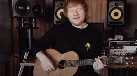 Ed Sheeran Unveils 'Afterglow' Acoustic Video