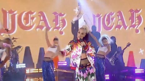 Gwen Stefani Performs 'Let Me Reintroduce Myself' On The 'Today Show'