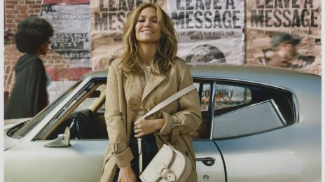 Jennifer Lopez Glows In New Coach Commercial [Video]