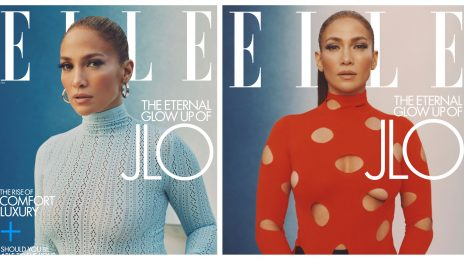 Jennifer Lopez Blazes ELLE / Talks JLo Beauty, 'Marry Me' Movie, BLM & More