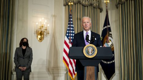 Watch:  Biden Signs Executive Orders Aimed At Promoting Racial Equality