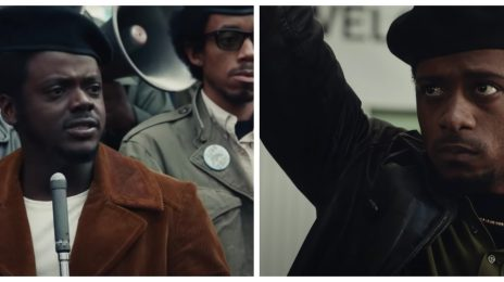Extended Movie Trailer: 'Judas And The Black Messiah (The Fred Hampton Story)' [Starring Daniel Kaluuya & LaKeith Stanfield]