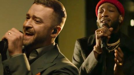 iTunes:  Ant Clemons & Justin Timberlake's 'Better Days' Blasts to #1
