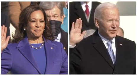 Official: Joe Biden & Kamala Harris Sworn In At Historic Presidential Inauguration