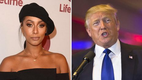 Keri Hilson Responds to Backlash Over Criticizing Trump's Twitter Ban:  'I Don't Give a F*ck About [Him]'