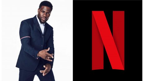 Kevin Hart Signs Huge Exclusive Film Deal With Netflix