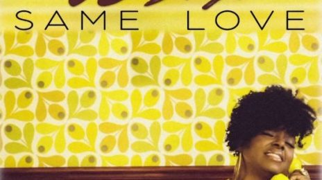 New Song:  Ledisi - 'Same Love'