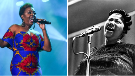 'Remember Me':  Ledisi To Portray Mahalia Jackson in Forthcoming Biopic